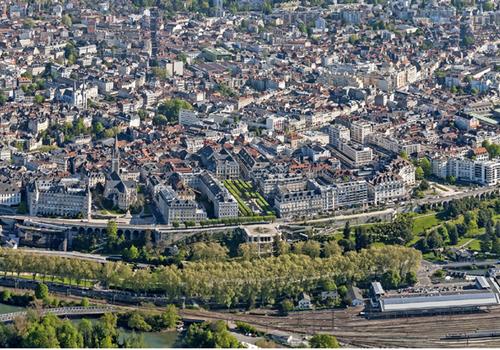 Cœur de Ville de Pau : un projet d'ensemble pour dynamiser le marché de l'habitat avec Action Logement