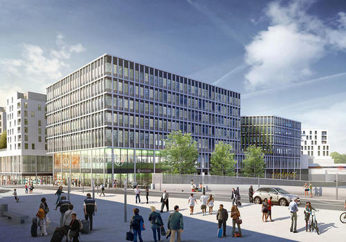Atelier EDF : Double Smart Grid Nanterre